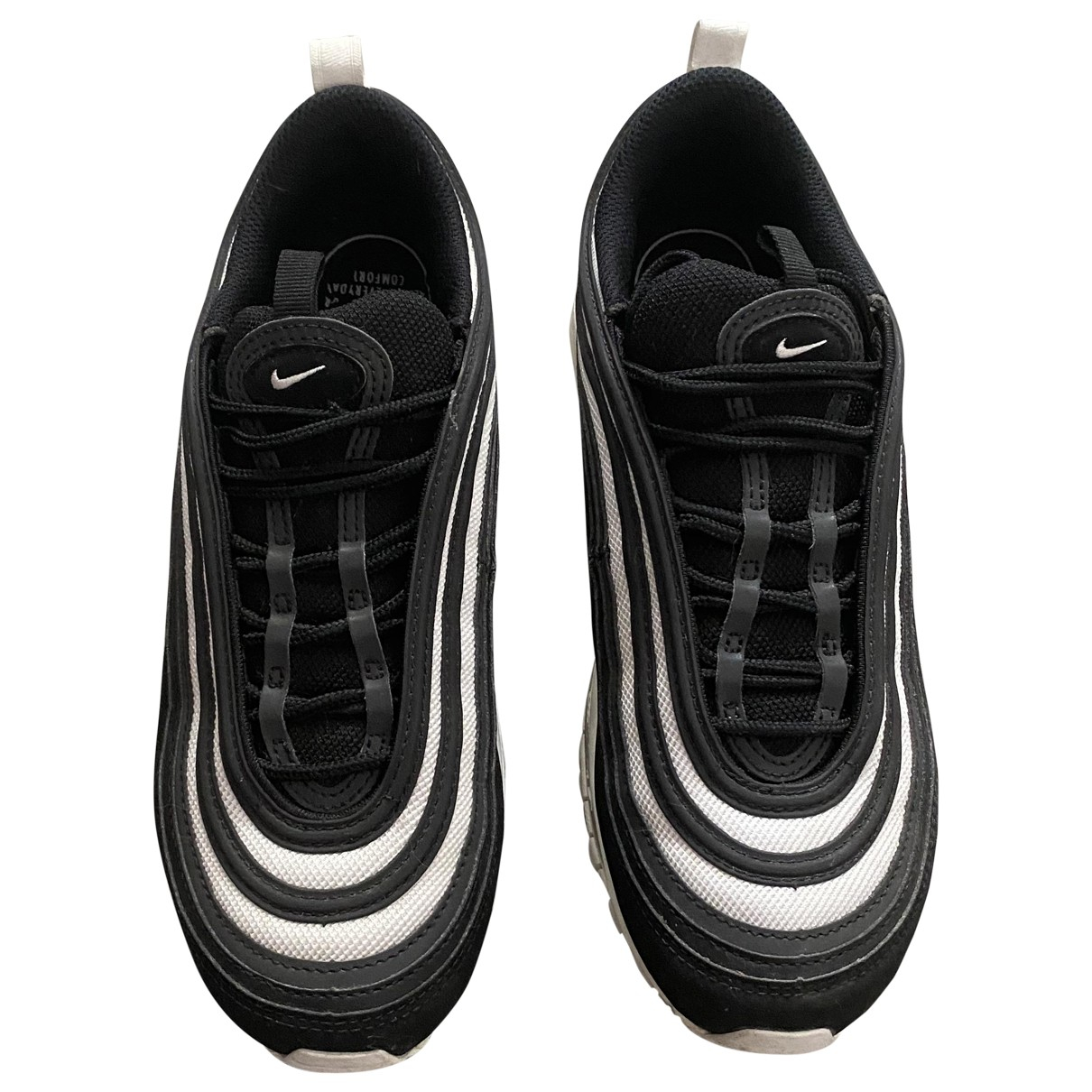 Nike Air Max 97 Black Rubber Trainers for Women 39 EU