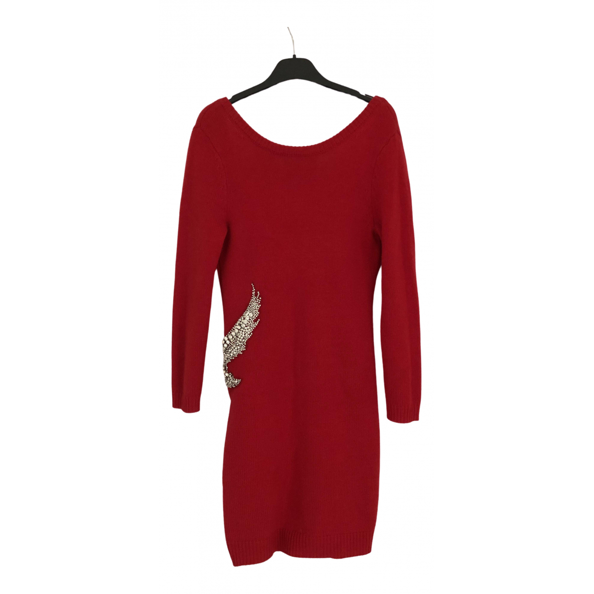 Ba&sh \N Red Wool dress for Women 1 0-5