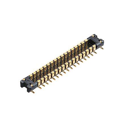 Panasonic , S35, 12 Way, 2 Row, Straight PCB Header (500)