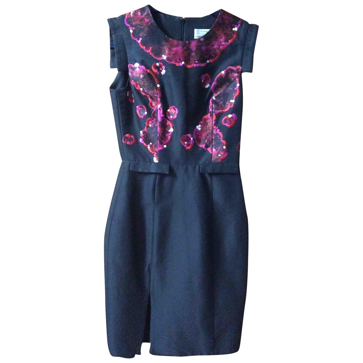 Erdem \N Black Cotton dress for Women 10 UK