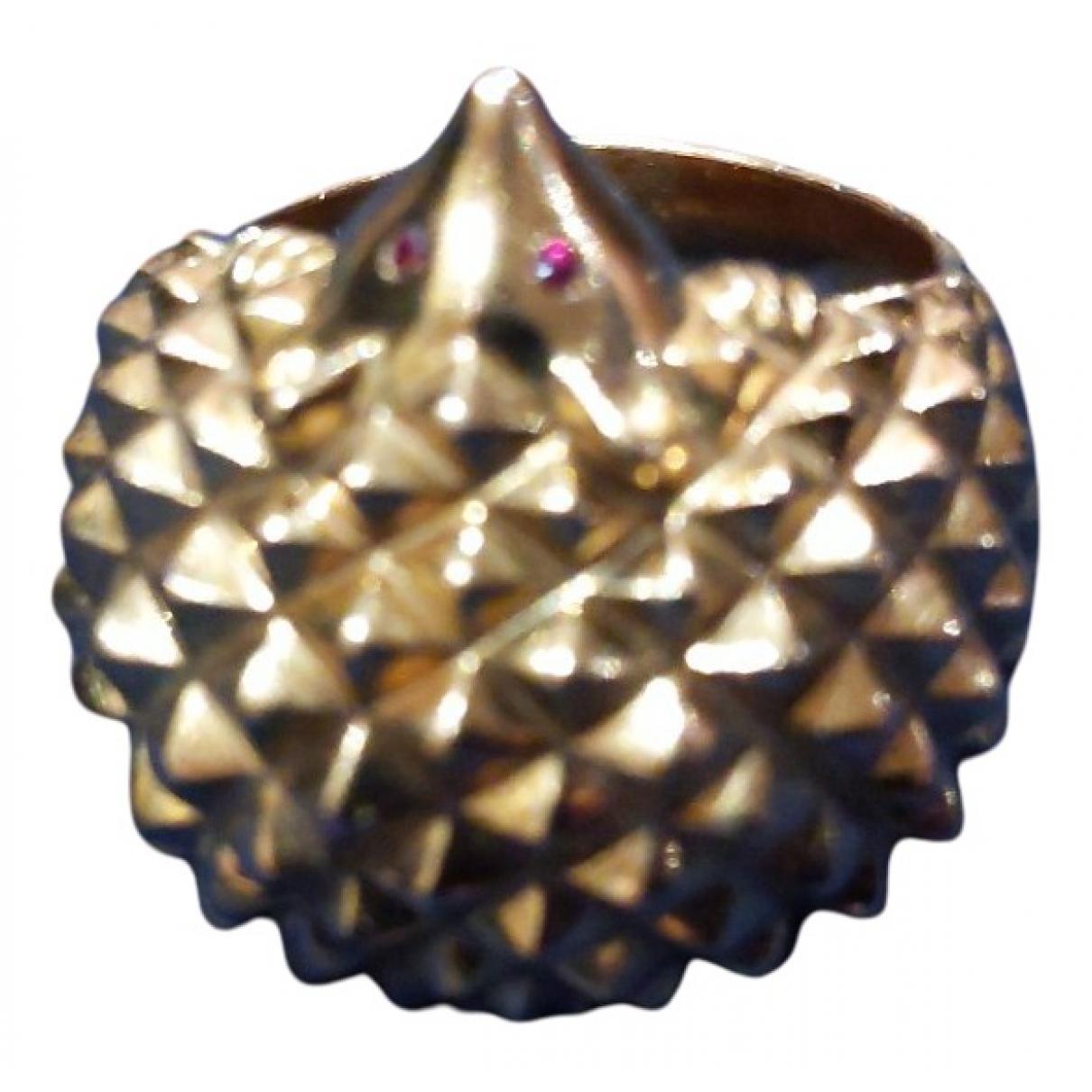 Boucheron \N Ring in  Gold Rosegold