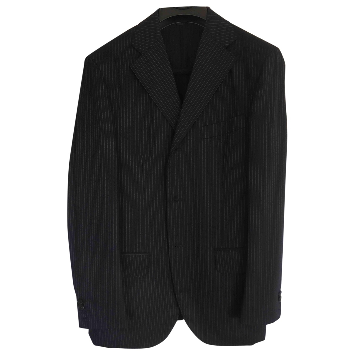 Non Signé / Unsigned \N Wool jacket  for Men 48 IT