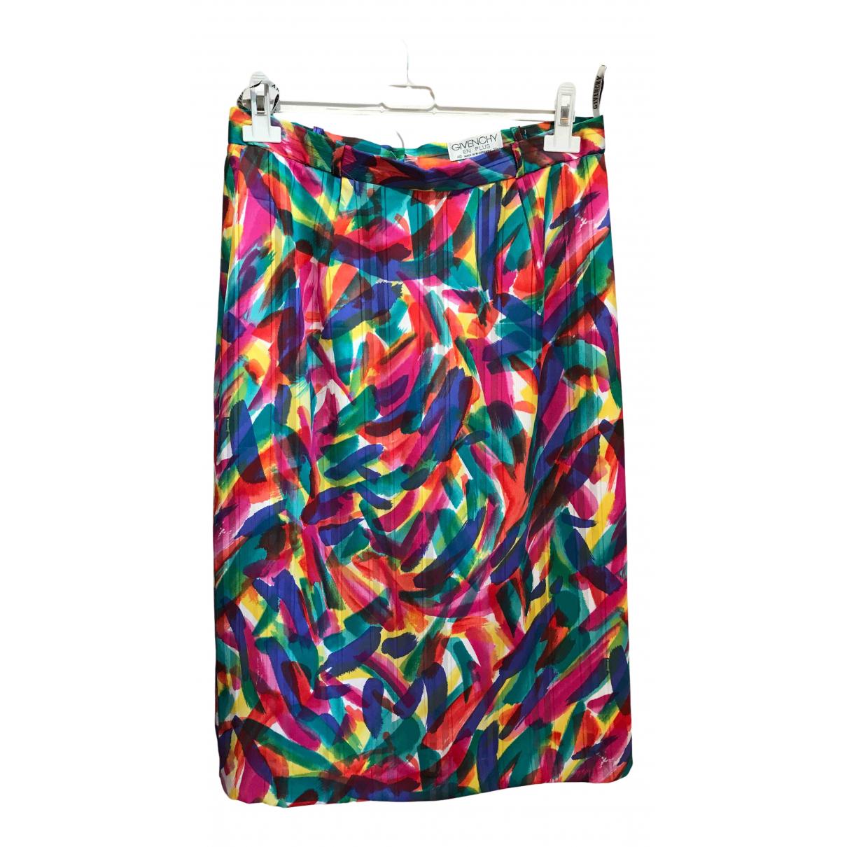 Givenchy - Jupe   pour femme - multicolore
