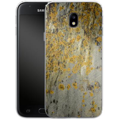 Samsung Galaxy J3 (2017) Silikon Handyhuelle - Rock 3 von Joy StClaire