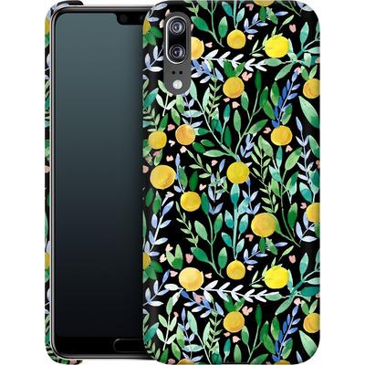 Huawei P20 Smartphone Huelle - Bright Blossoms von Iisa Monttinen
