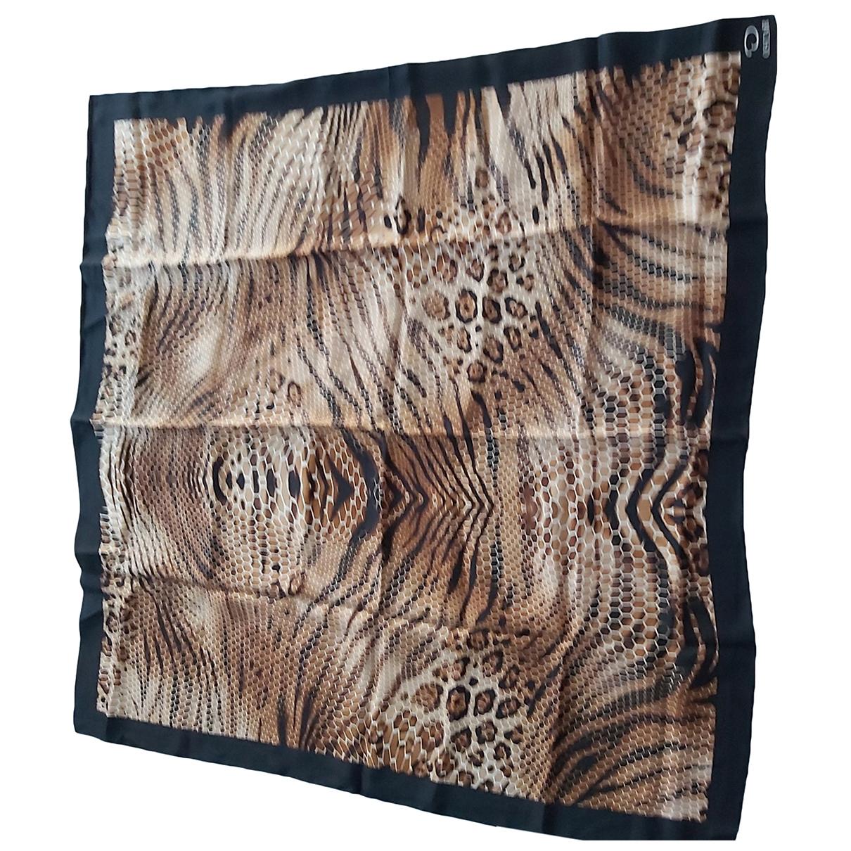 Oscar De La Renta \N Multicolour Silk Silk handkerchief for Women \N