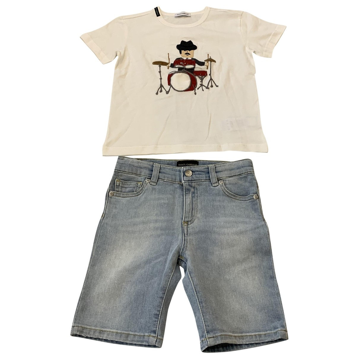 Dolce & Gabbana \N Cotton Outfits for Kids 3 years - up to 98cm FR