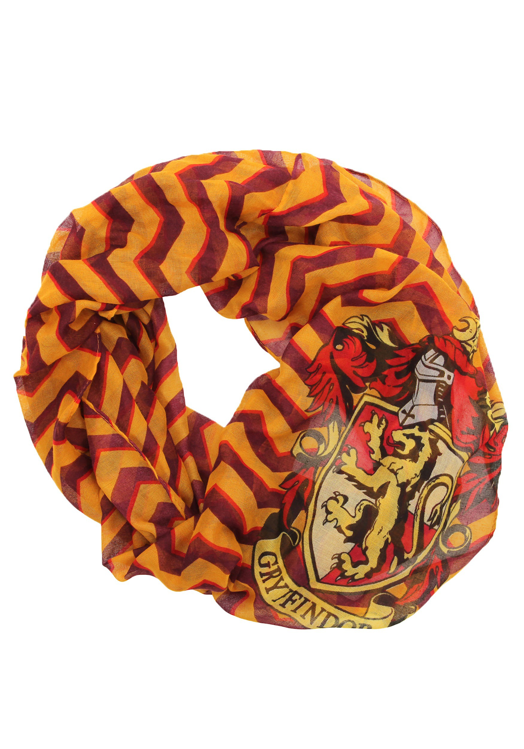 Gryffindor Infinity Scarf from Harry Potter