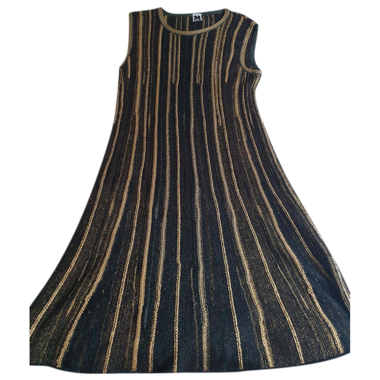 M Missoni \N Multicolour Wool dress for Women One Size FR
