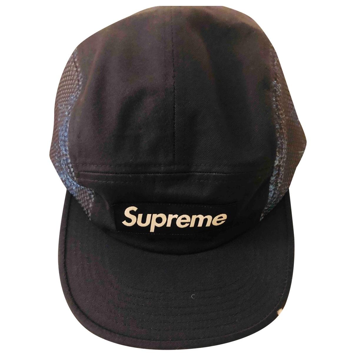 Sombrero / gorro de Lona Supreme