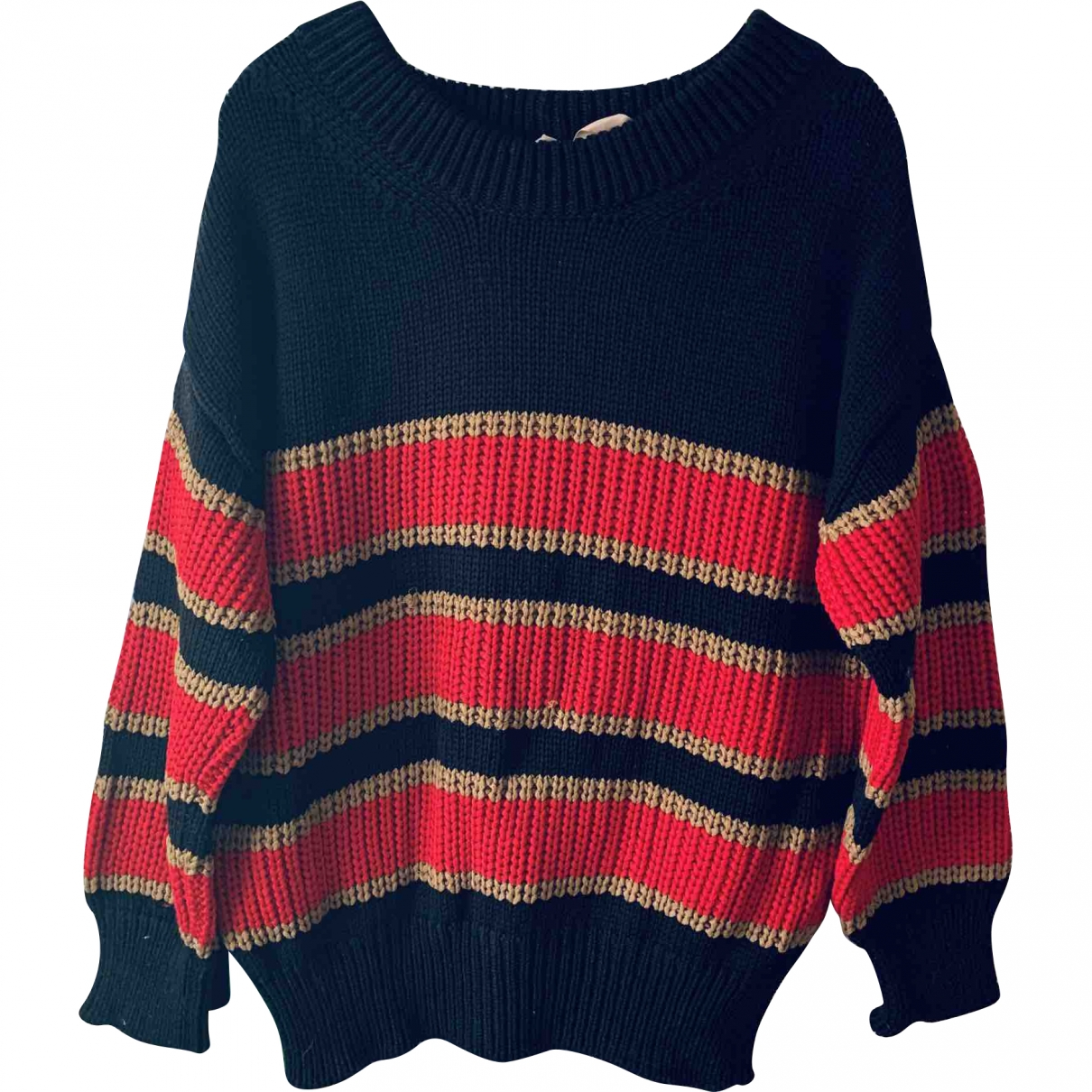 N°21 \N Multicolour Cotton Knitwear for Women XS International