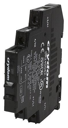 Sensata / Crydom 6 A dc Solid State Relay, Zero Voltage Turn-On, DIN Rail, Triac, 100 V ac Maximum Load