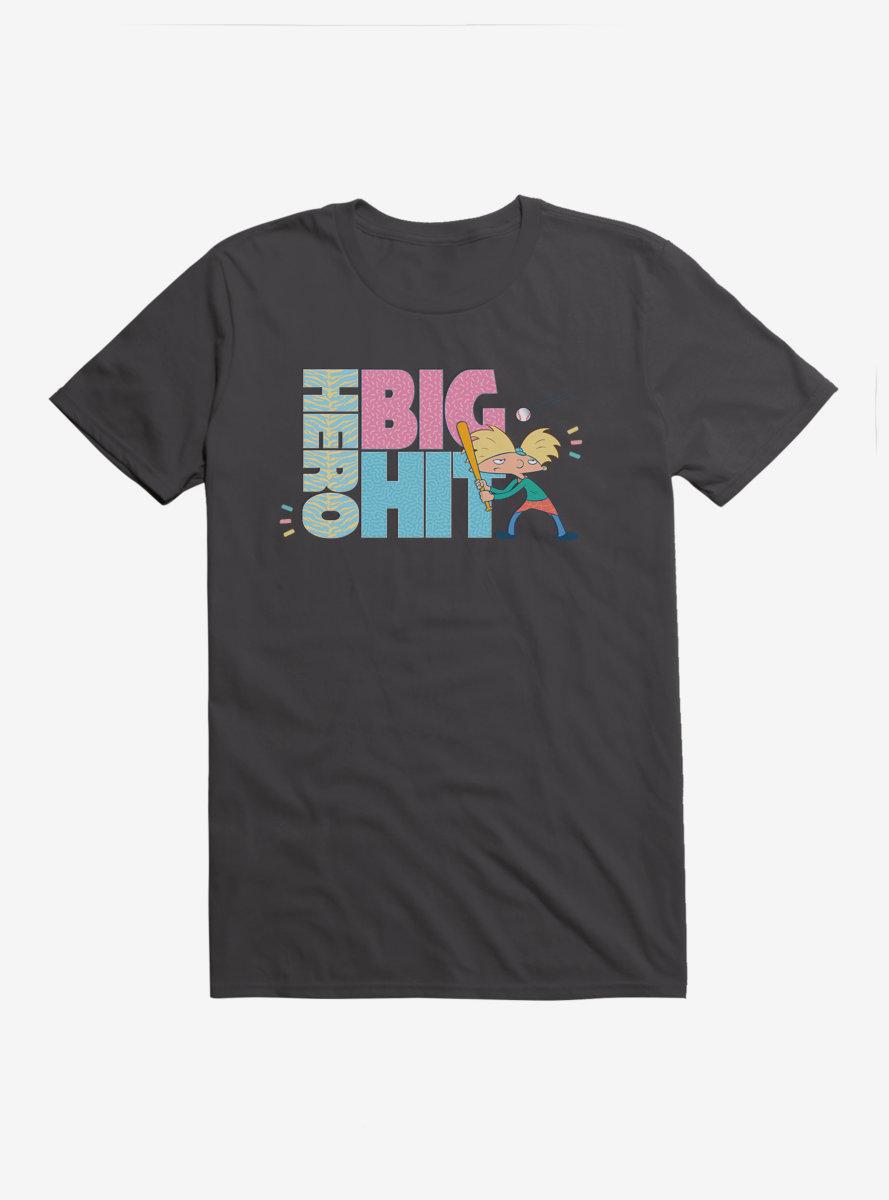 Hey Arnold! Big Hit Hero T-Shirt