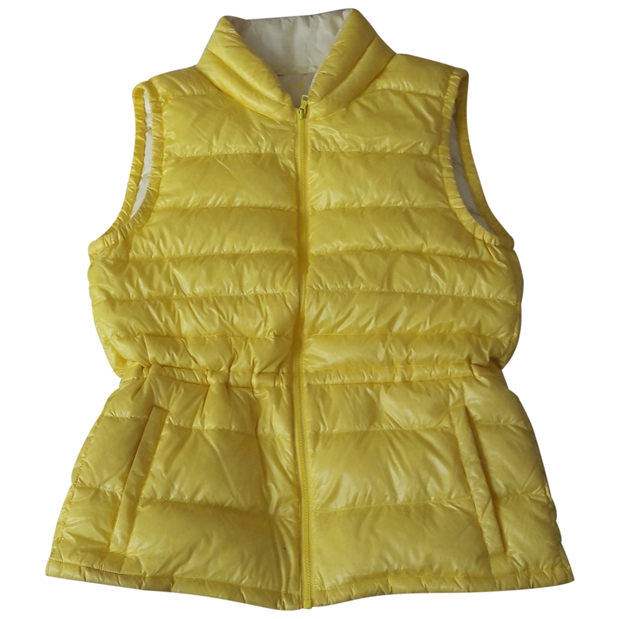 Uniqlo \N Yellow coat for Women S International