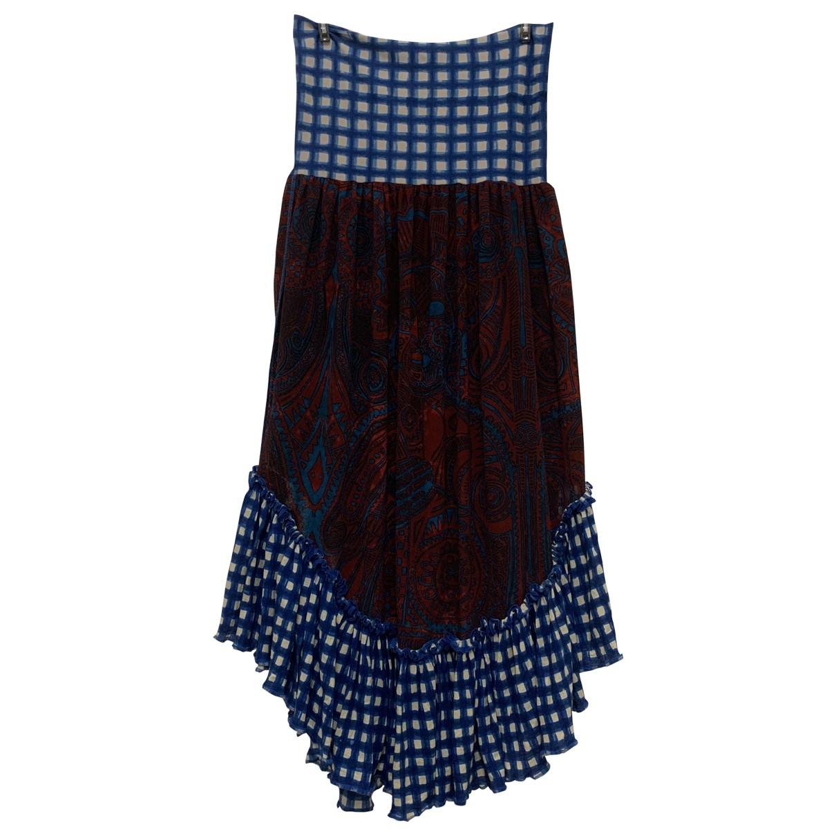 Jean Paul Gaultier \N Multicolour skirt for Women M International