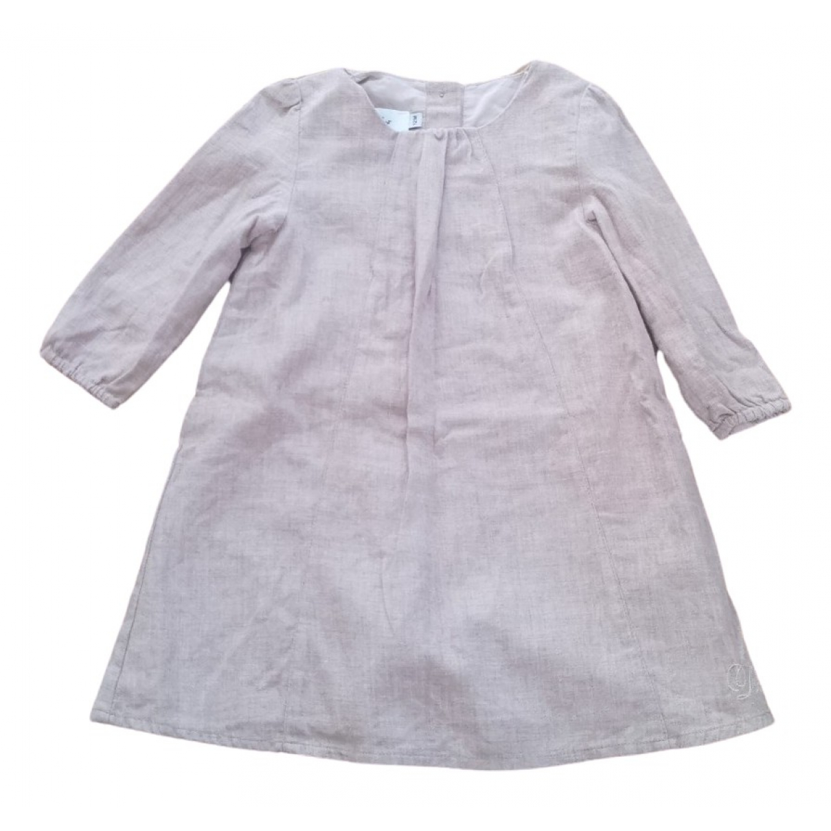 Baby Dior \N Kleid in  Rosa Baumwolle