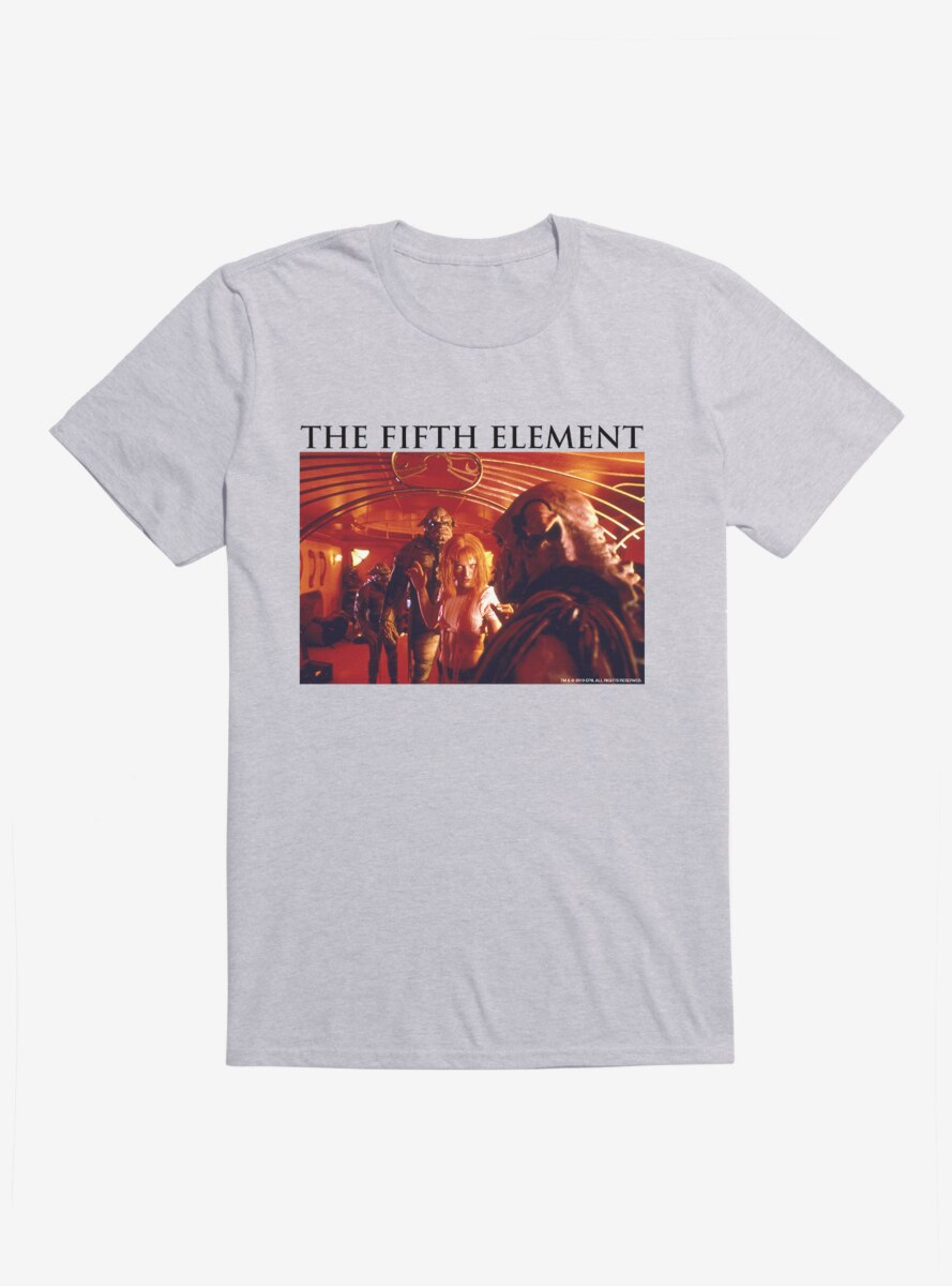 The Fifth Element Fight T-Shirt