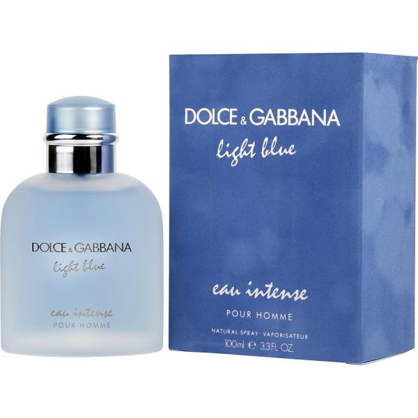 Light Blue Pour Homme Eau Intense - Dolce & Gabbana Eau de Parfum Spray 100 ml