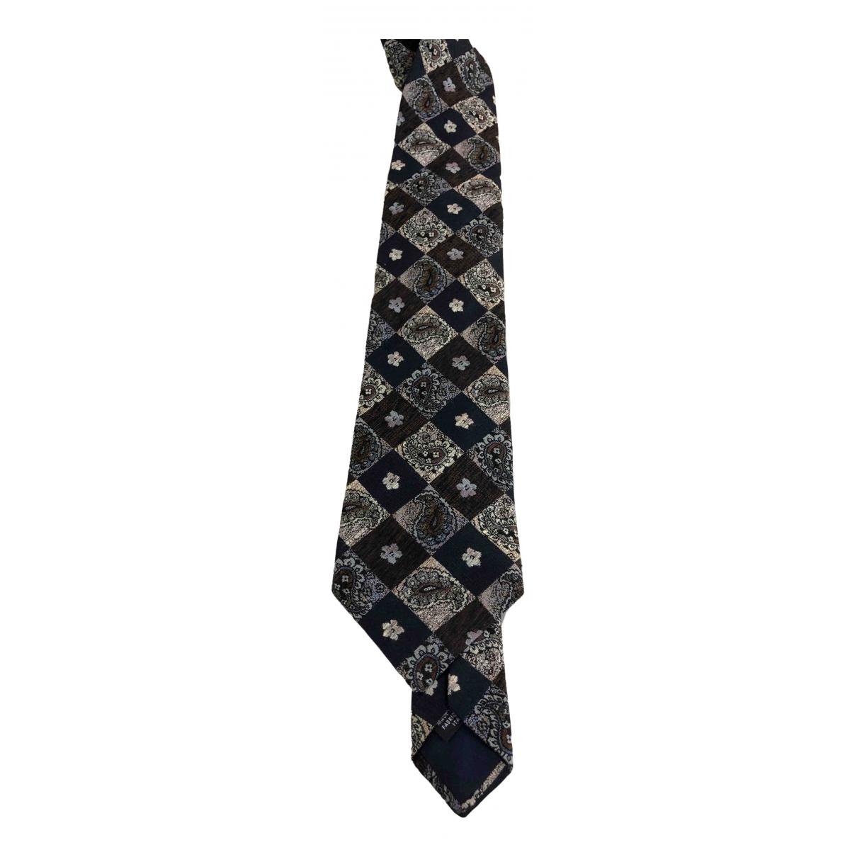 Kenzo \N Silk Ties for Men \N