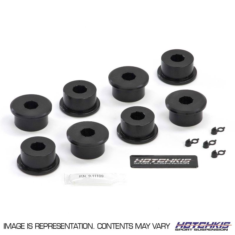 Hotchkis 1305RB Rebuild Service Kit For Product Kit 1305 Lower Trailing Arms GM B-Body 1978-1996