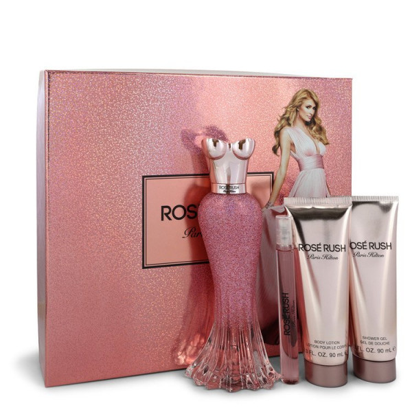 Paris Hilton - Rosé Rush : Gift Box Set 3.4 Oz / 100 ml