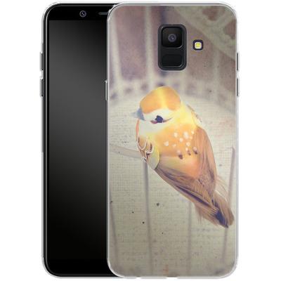 Samsung Galaxy A6 Silikon Handyhuelle - Vogelfrei II von Marie-Luise Schmidt