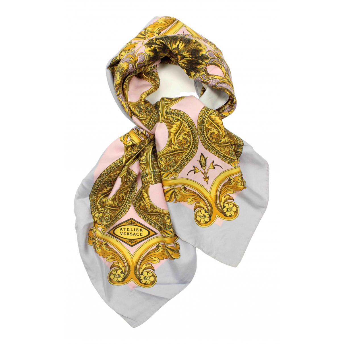 Pañuelo de Seda Gianni Versace
