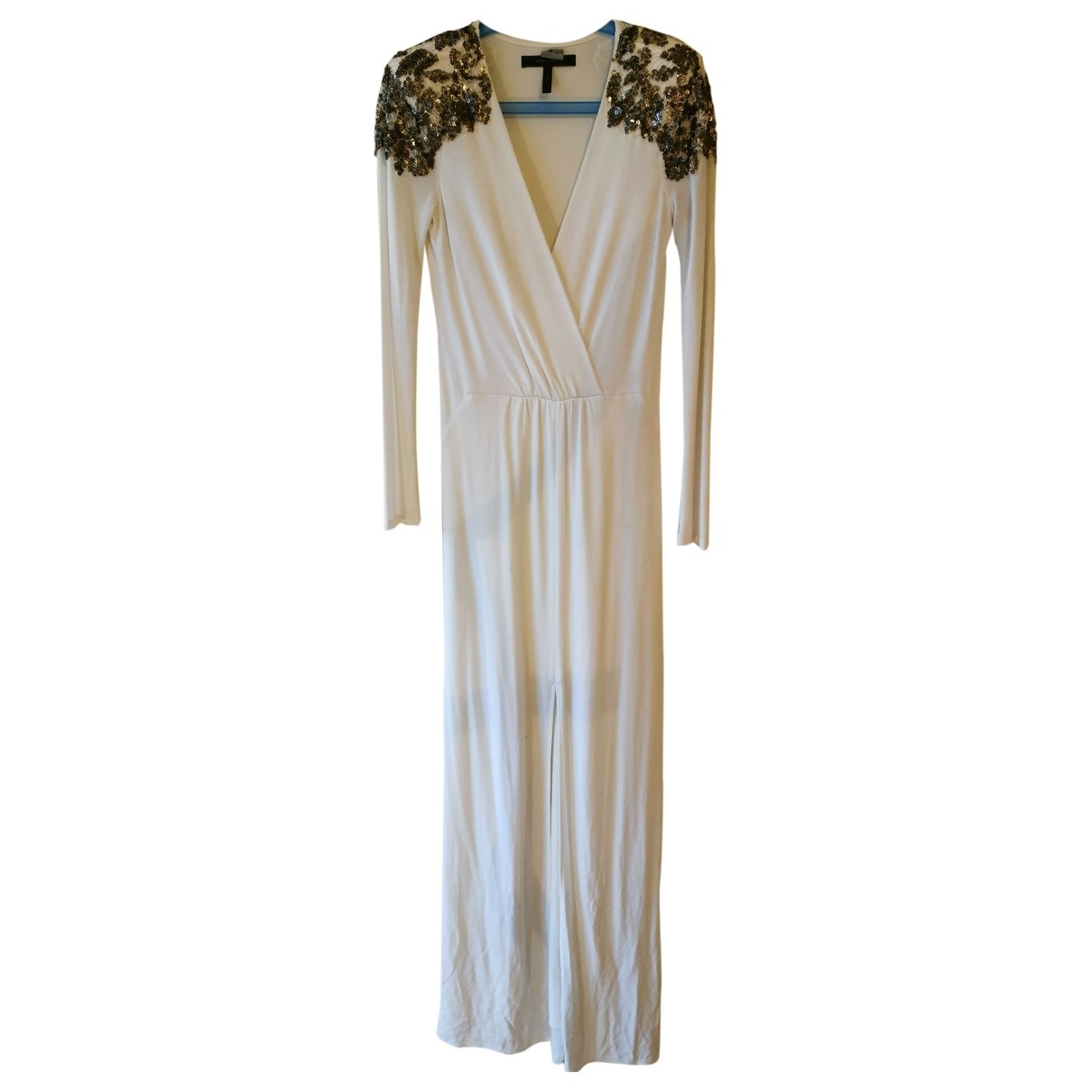 Bcbg Max Azria \N White dress for Women S International