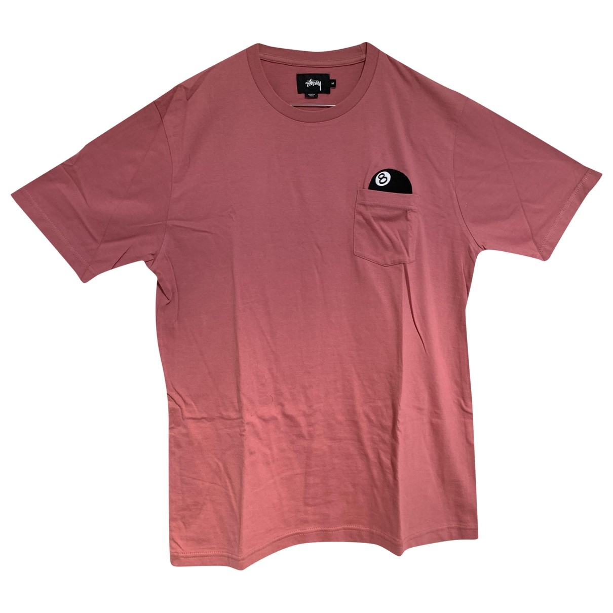Stussy \N Pink Cotton T-shirts for Men M International