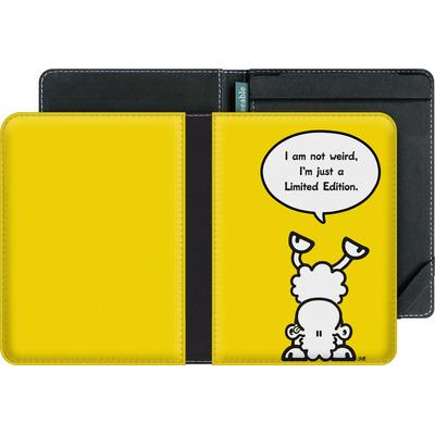 tolino vision 4 HD eBook Reader Huelle - Weird von Sheepworld
