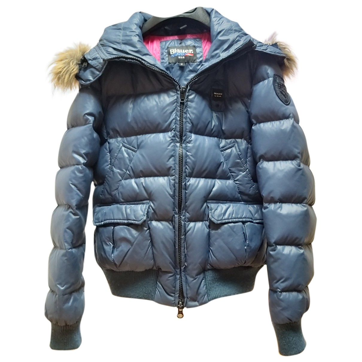 Blauer N Blue jacket & coat for Kids 12 years - XS UK