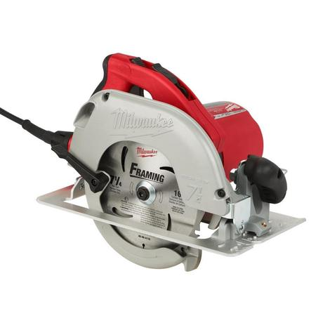 Milwaukee 7-1/4 In. Circular Saw with Quik-Lok® Cord, Brake and Case