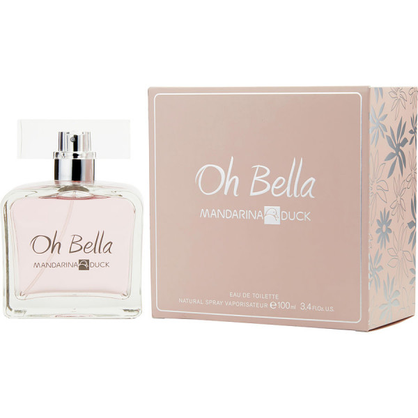 Oh Bella - Mandarina Duck Eau de Toilette Spray 100 ml