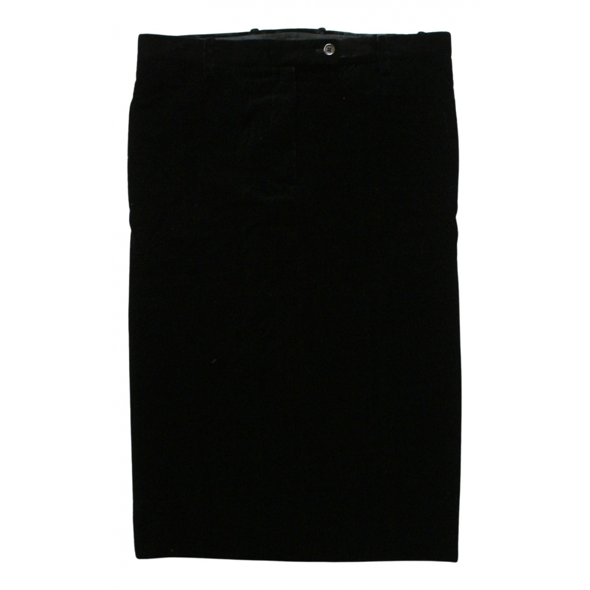 Yves Saint Laurent \N Rocke in  Schwarz Samt