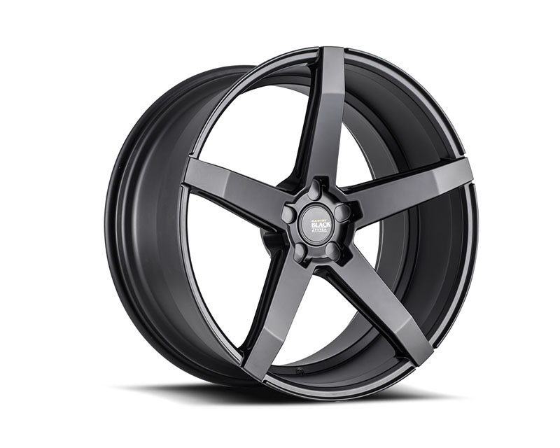 Savini BM11-19085512B2057 di Forza Matte Black BM11 Wheel 19x8.5 5x112 20mm