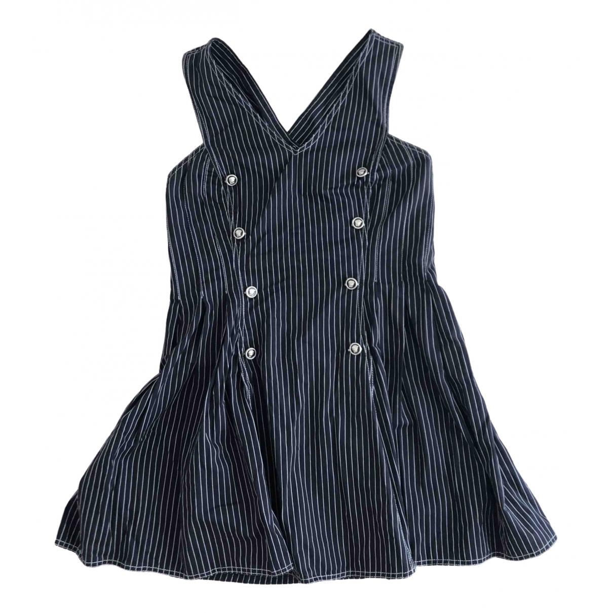 Versace Jeans \N Multicolour Cotton dress for Women M International