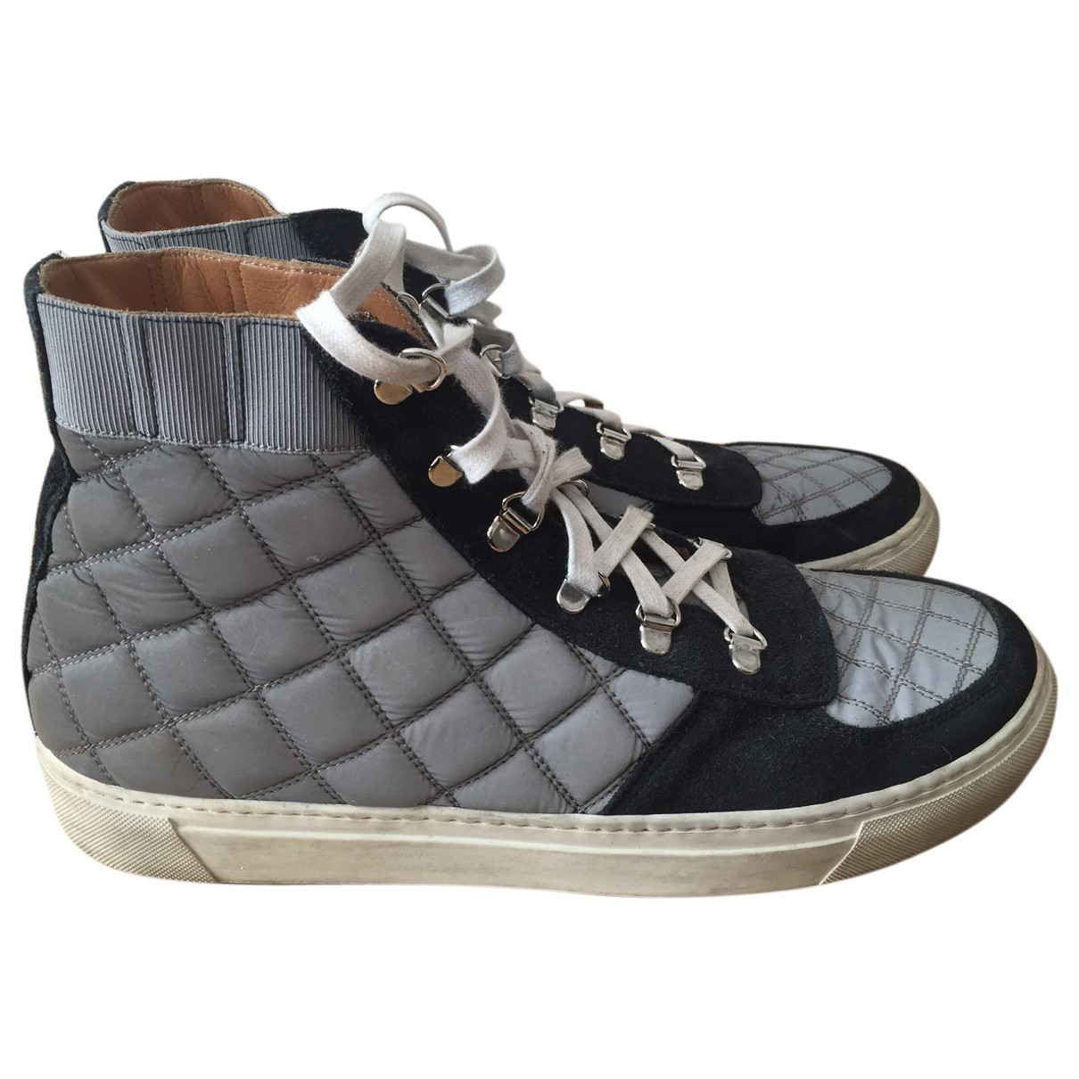 Marc Jacobs N Silver Trainers for Men 8 UK