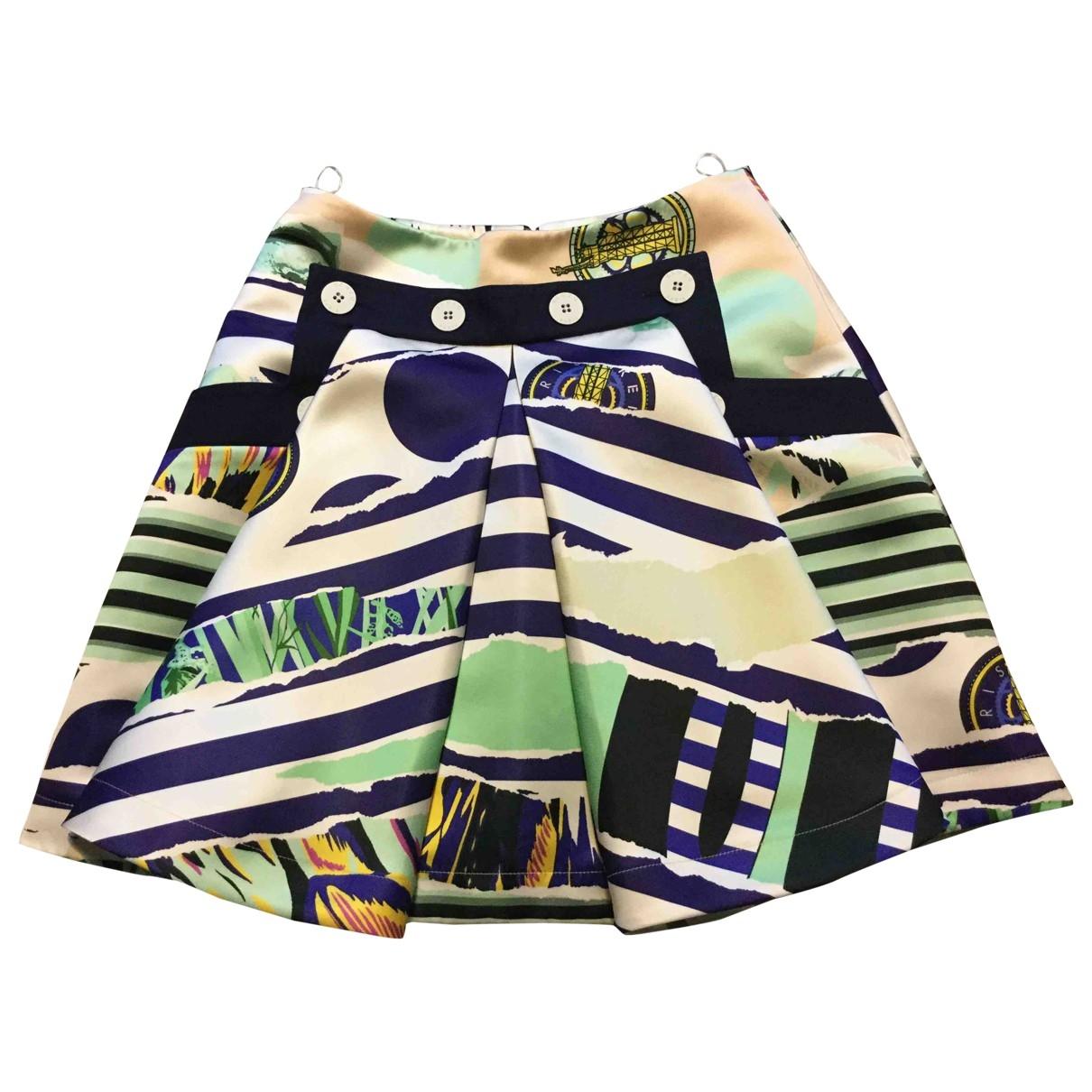 Kenzo - Jupe   pour femme - multicolore