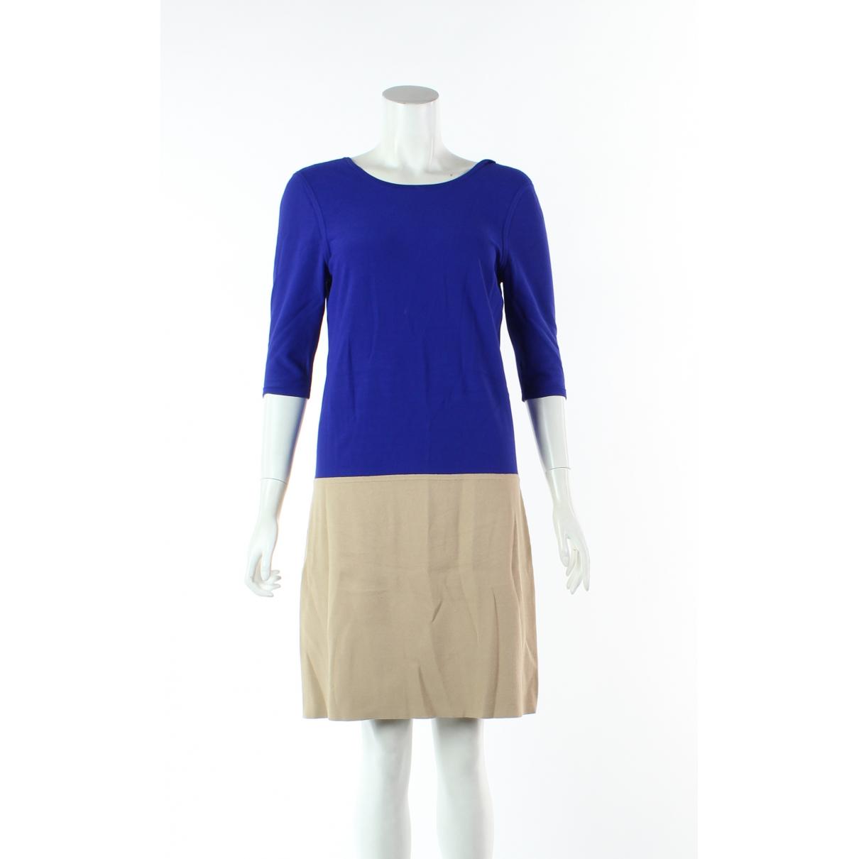 Sonia By Sonia Rykiel \N Kleid in  Blau Viskose
