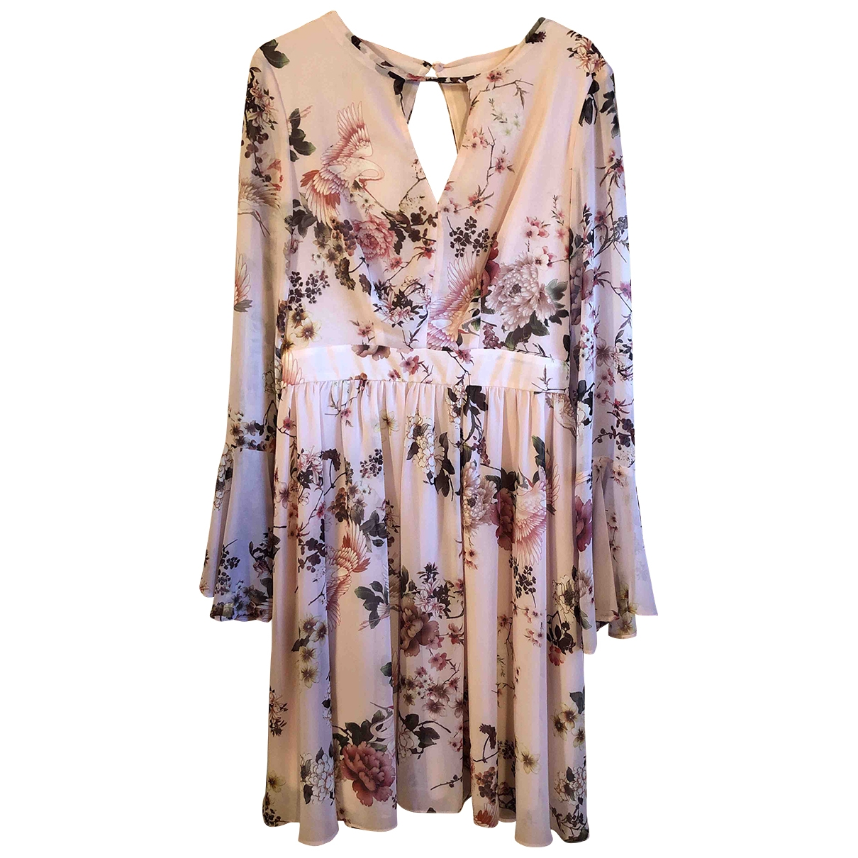 Non Signé / Unsigned \N Pink dress for Women 40 FR