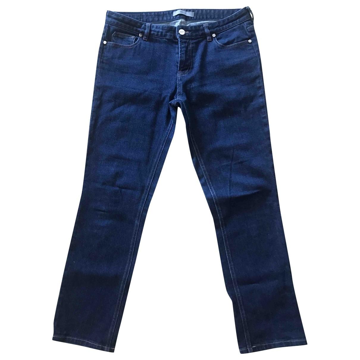 Bally \N Hose in  Blau Denim - Jeans