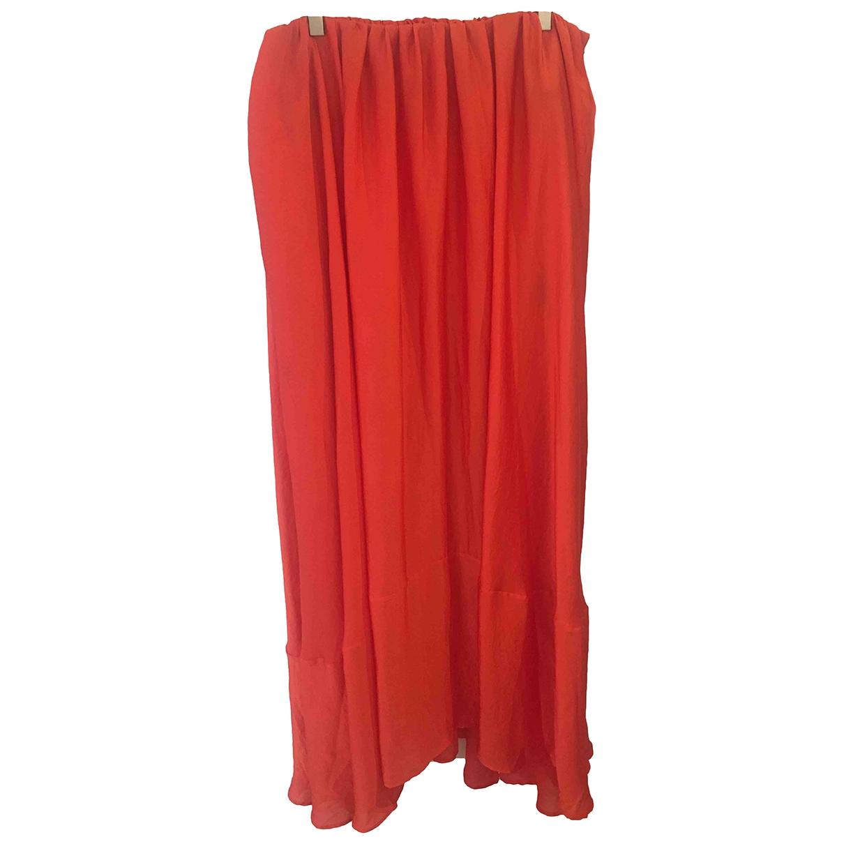 A.f.vandevorst - Jupe   pour femme - orange