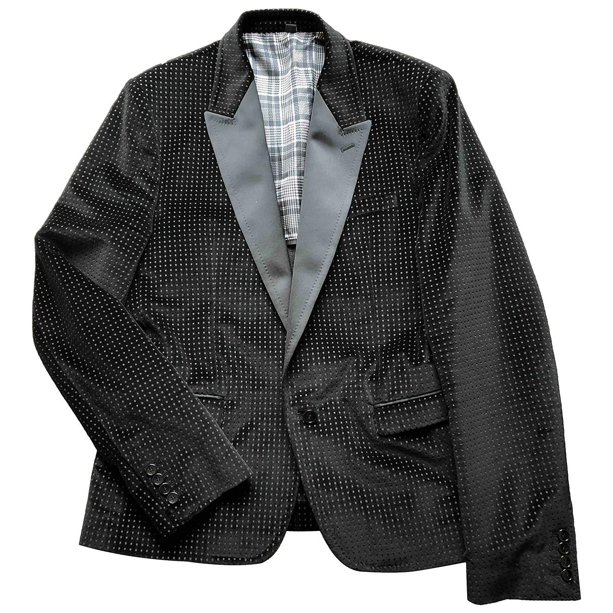 D&g - Vestes.Blousons   pour homme en coton - noir