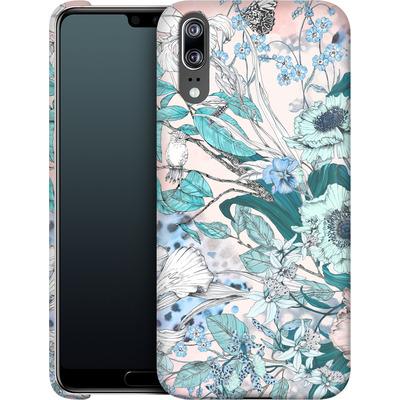 Huawei P20 Smartphone Huelle - Make Me Blush von Stephanie Breeze
