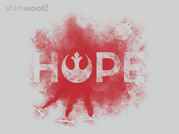 The Last Hope T Shirt
