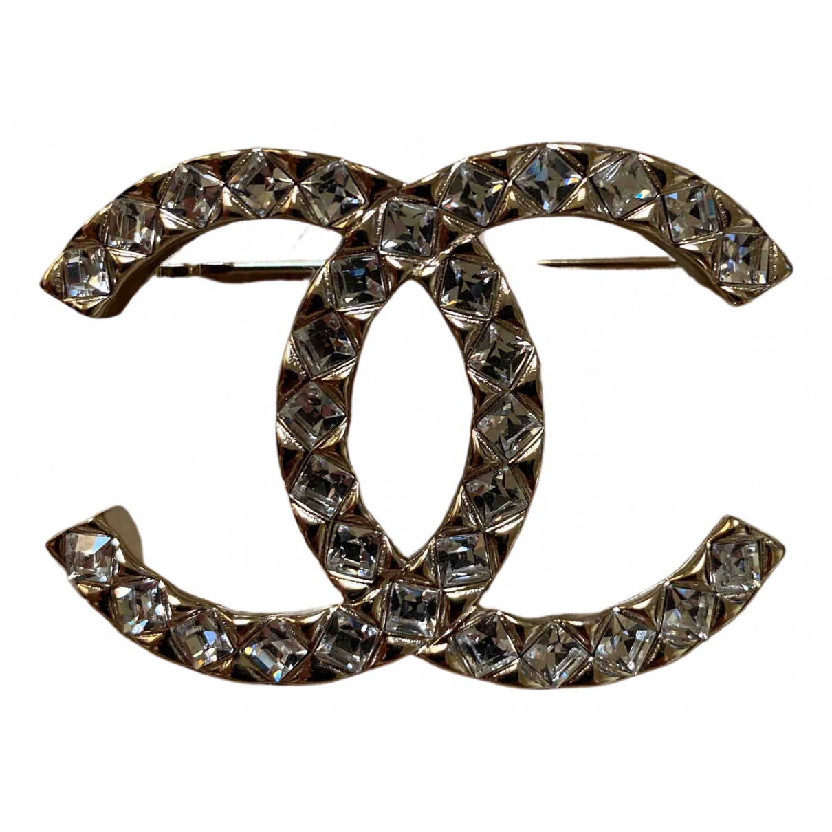 Chanel CC Metal Pins & brooches for Women \N