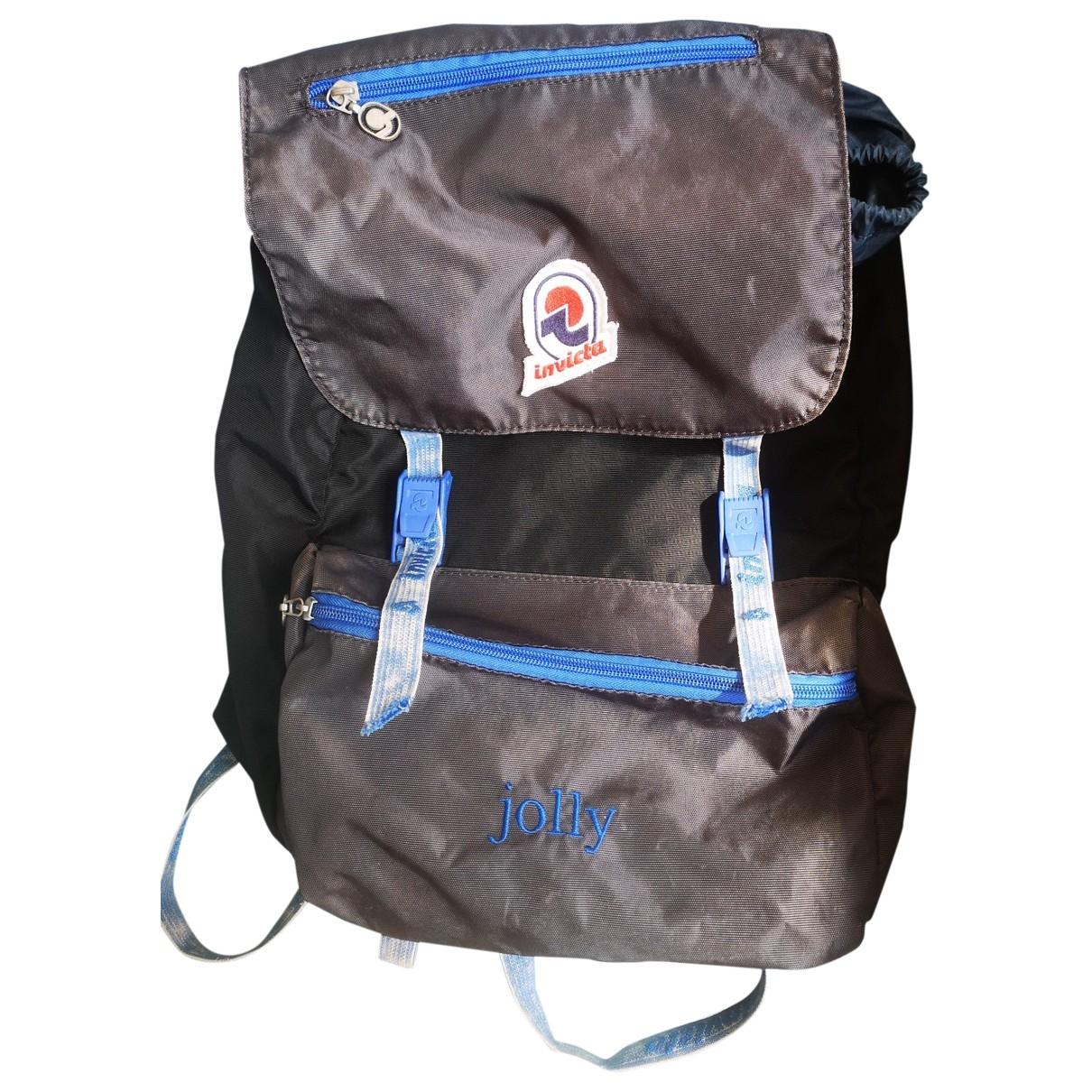 Invicta \N Blue Cloth bag for Men \N