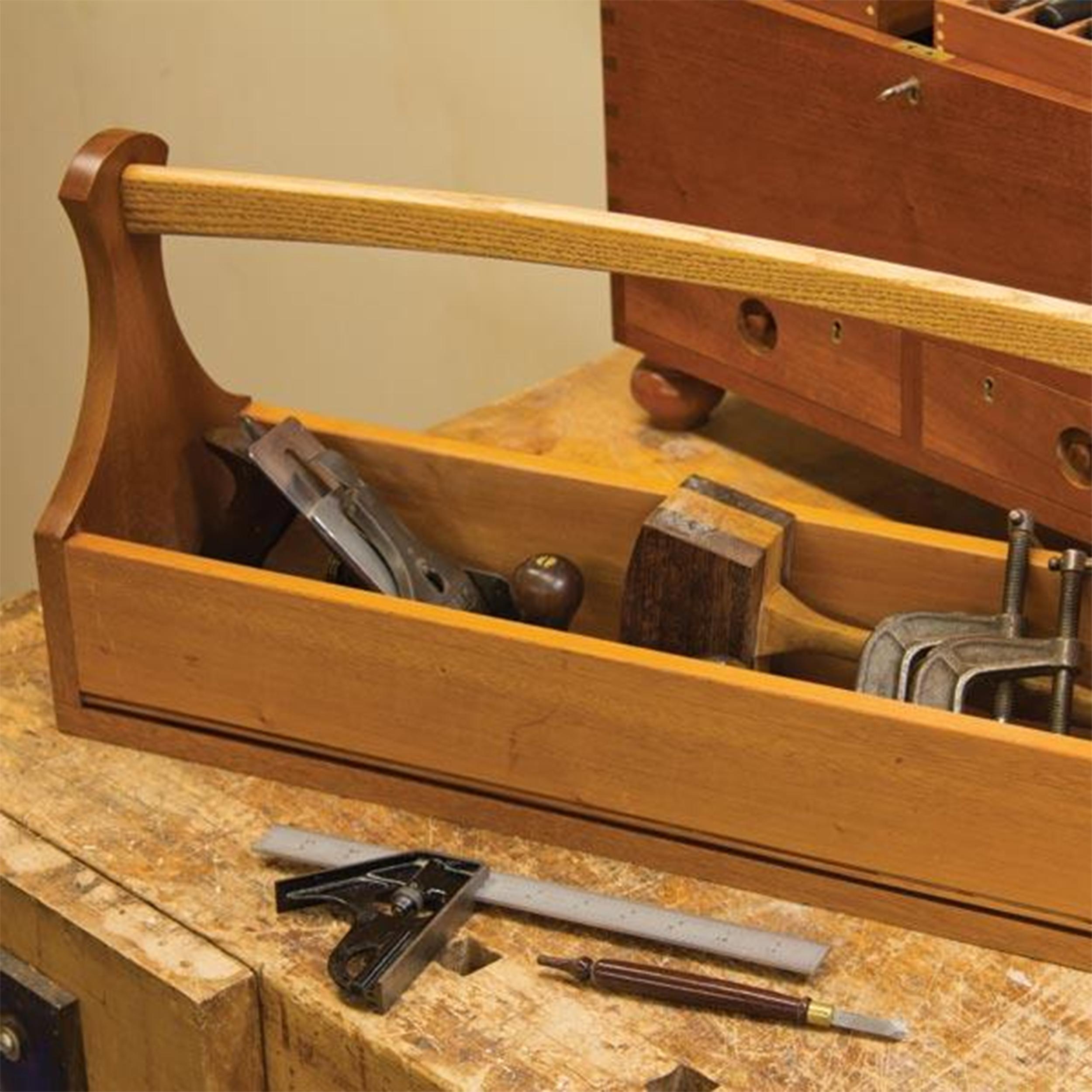 Craftman's Tool Tote - Paper Plan