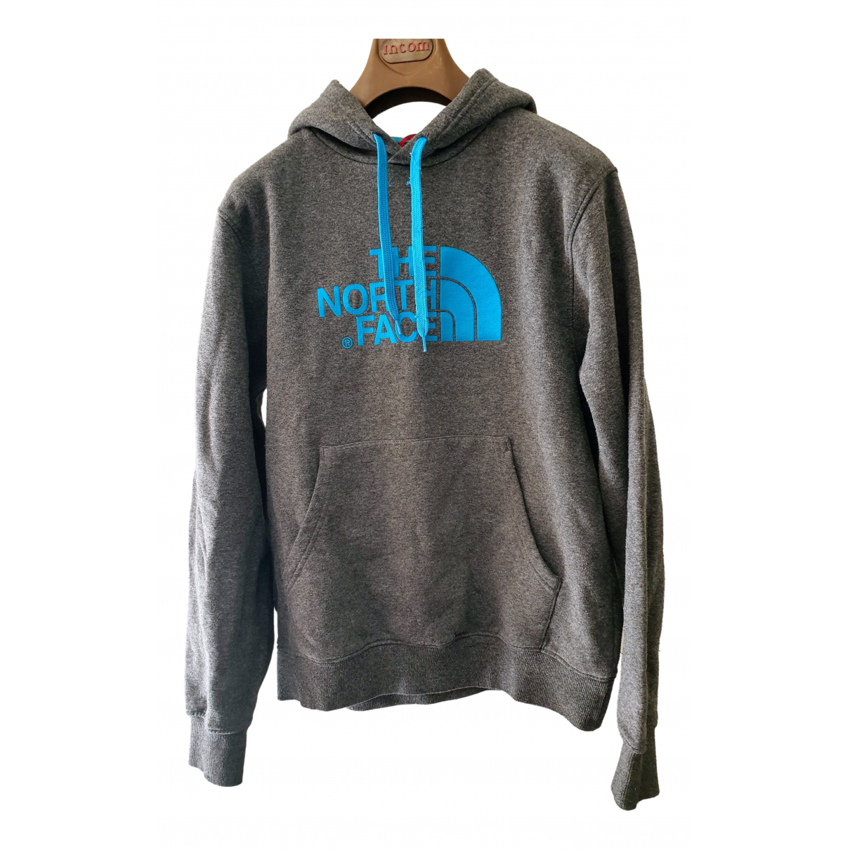 The North Face \N Grey Cotton Knitwear & Sweatshirts for Men M International