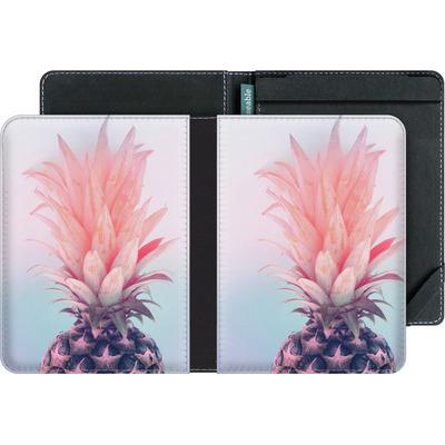 tolino vision eBook Reader Huelle - Pastel Pineapple von Emanuela Carratoni